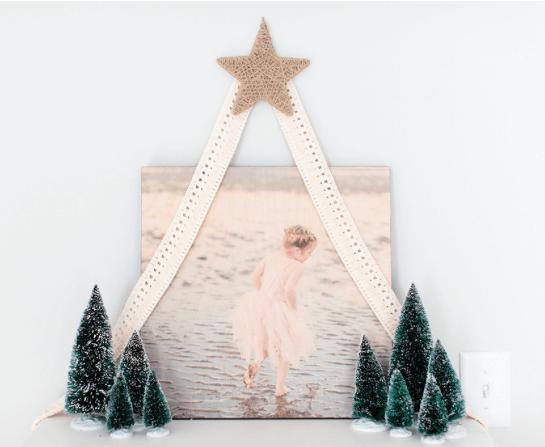 photobarn wooden photo board