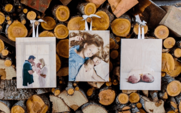 photobarn wooden photo boards