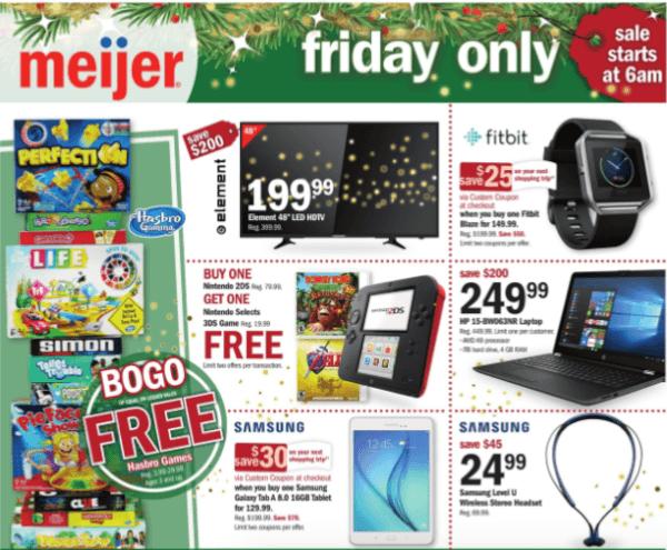 c9237d4e4ff Meijer Black Friday Sale: November 24, 2017 • Bargains to Bounty