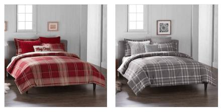 Popular cuddl duds bedding set