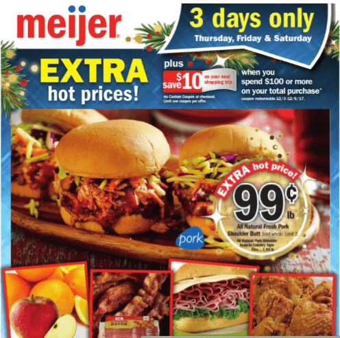 meijer 3 day sale