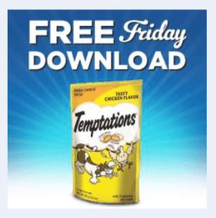 kroger coupon free temptations cat treats