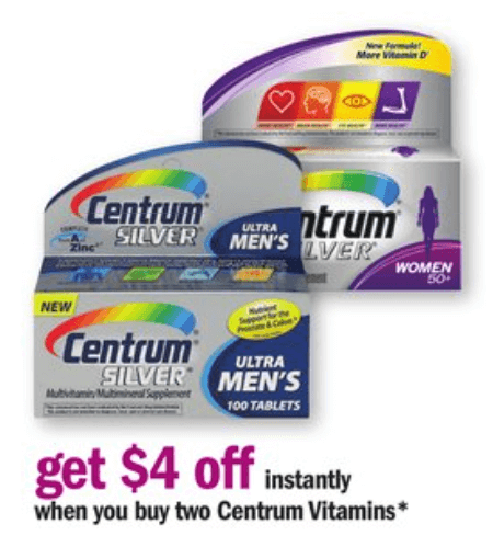 graphic regarding Centrum Coupon Printable referred to as Meijer: $0.99 Centrum Nutrients with discount coupons! Discount rates towards
