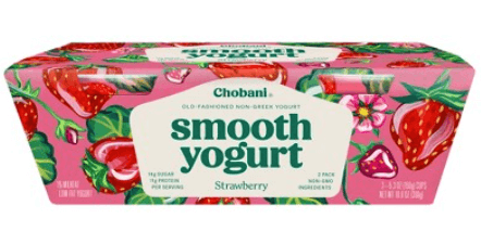 kroger coupon free chobani smooth yogurt