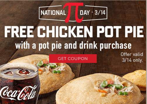 pi day deal boston market