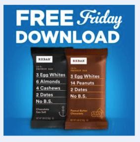 kroger coupon free rx bar