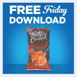 kroger free kettle chips