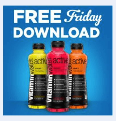 kroger coupon free vitaminwater active