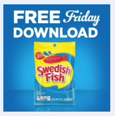kroger coupon free swedish fish sour patch kids