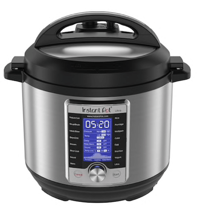 $99 instant pot ultra 10 in 1 programmable pressure cooker