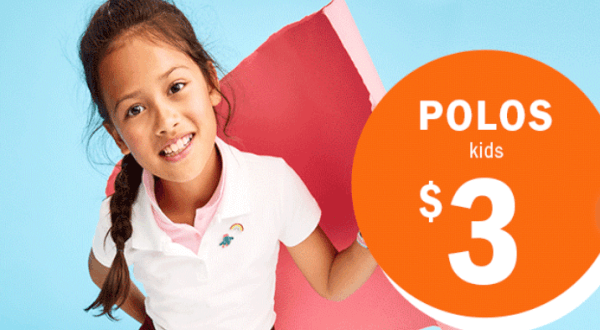 old navy kids polos