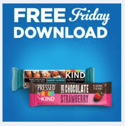kroger coupon free kind bar