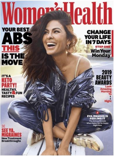women's health subscription