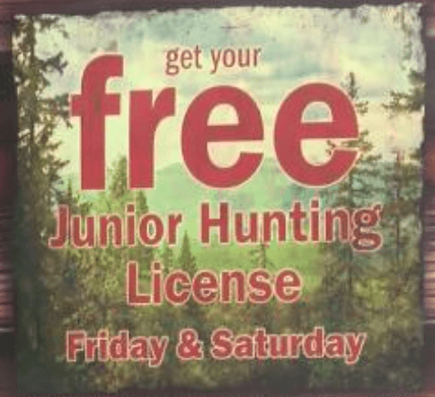 Meijer free 2018 michigan junior hunting license for Michigan fishing license prices