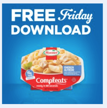 kroger coupon free hormel compleats