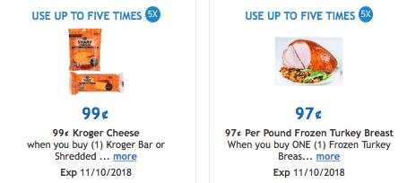 kroger digital deals