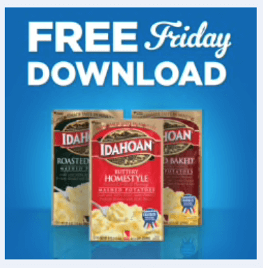 kroger coupon free idahoan potatoes