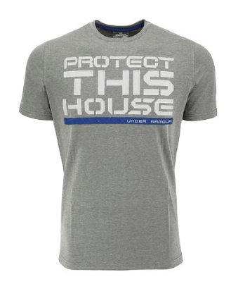 men's under armour protect this house shirt