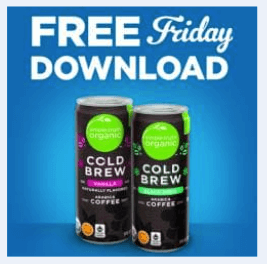 kroger coupon free simple truth ready to drink coffee