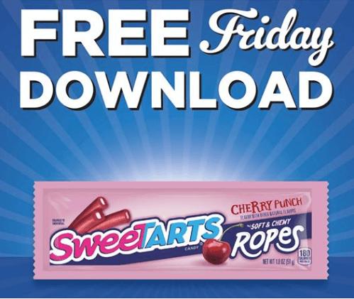 kroger coupon free sweetarts ropes