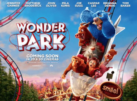 wonder park movie