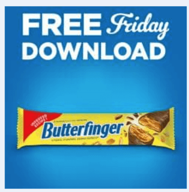 kroger coupon free butterfingers