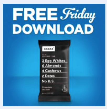 kroger coupon free rxbar single