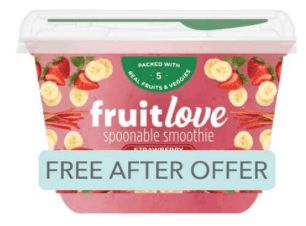 meijer free fruitlove spoonable smoothie
