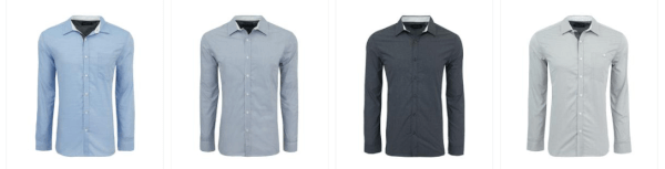 kenneth cole men's dress shirts