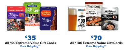 sams club gift card sale