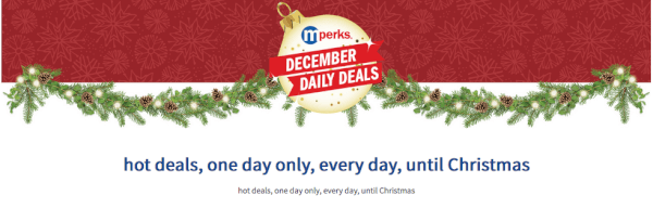 Meijer mPerks December Daily Deals