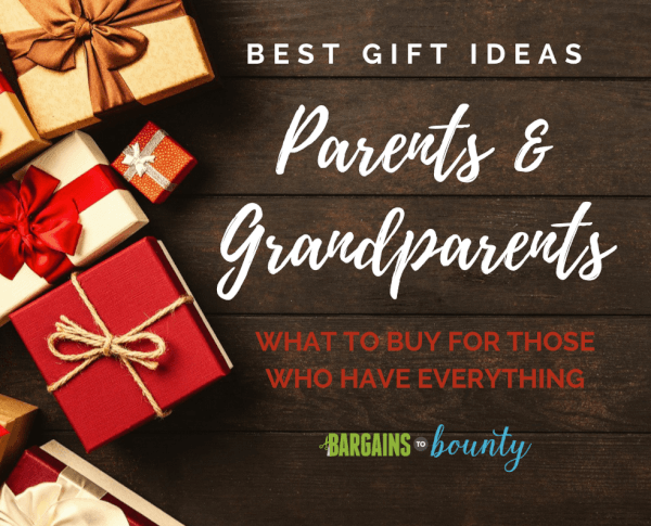 best gift ideas parents grandparents