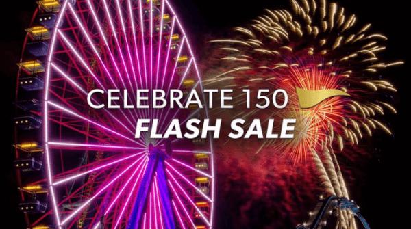 cedar point ticket flash sale