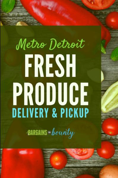 fresh produce box options
