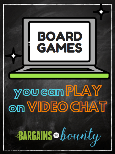 board games you can play on video chat