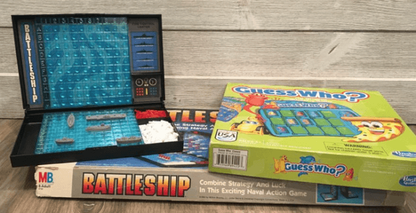 battleship guess who games