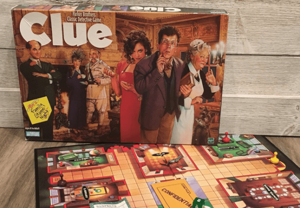 clue game to play on video chat