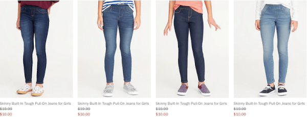 old navy jeans for girls sale