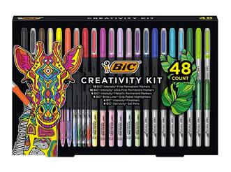 bic creativity set
