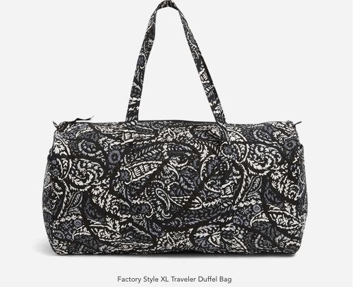 xl traveler duffel bag