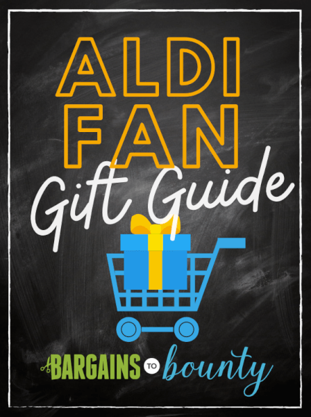 aldi fan superfan shopper gift guide ideas