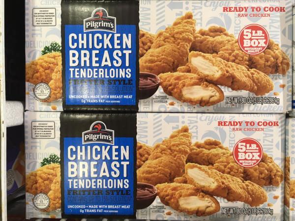 Pilgrim's Chicken Breast Tenderloins