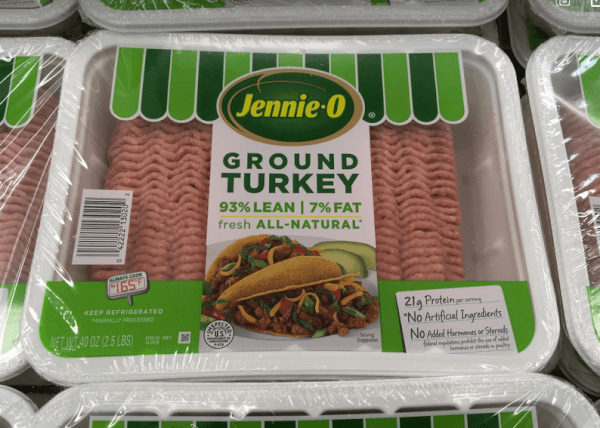 Jennie-O Lean Ground Turkey