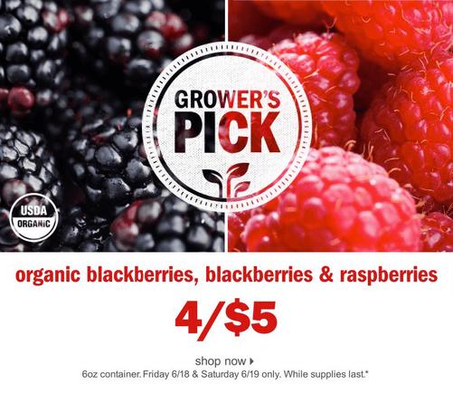 meijer raspberries blackberries